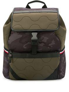 Tommy Hilfiger рюкзак Elevated с камуфляжным принтом