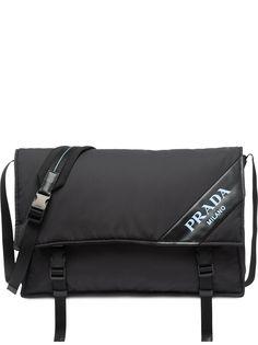 Prada большая дутая сумка на плечо