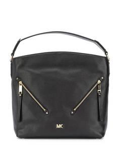 Michael Michael Kors сумка-тоут с молниями спереди