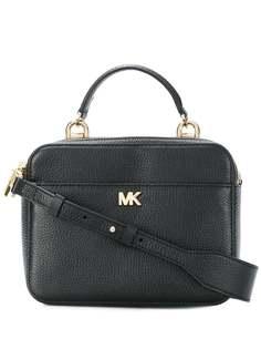 Michael Michael Kors guitar strap cross body bag