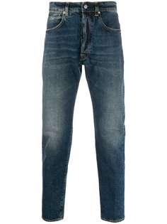 Golden Goose джинсы с принтом
