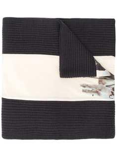 Telfar шарф с принтом