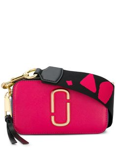 Marc Jacobs маленькая каркасная сумка The Snapshot