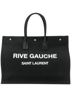 Saint Laurent сумка-тоут Noe Rive Gauche