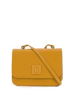 LAutre Chose мини-сумка через плечо из сафьяновой кожи