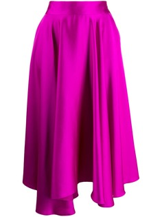 Styland юбка миди асимметричного кроя с оборками