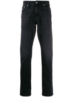 Calvin Klein Jeans джинсы с прорезями