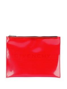 Givenchy клатч из ПВХ