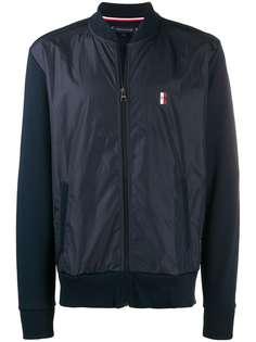 Tommy Hilfiger спортивная куртка со вставками