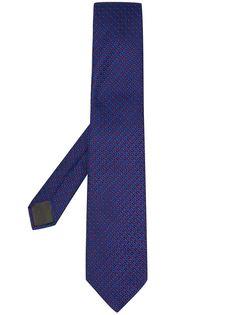 Canali галстук в мелкую точку