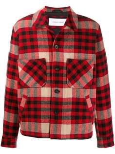 Категория: Куртки-рубашки Calvin Klein