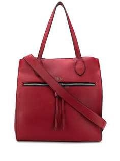 Tosca Blu фактурная сумка-тоут