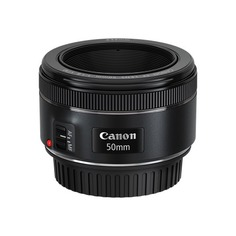 Объектив CANON 50mm f/1.8 EF STM, Canon EF [0570c005]