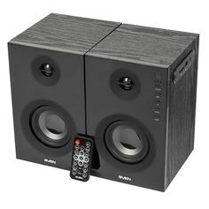 Колонки Bluetooth SVEN SPS-721, 2.0, черный