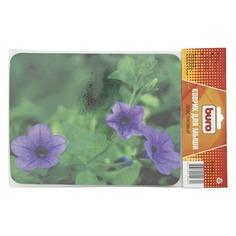 Коврик для мыши BURO BU-M20012, рисунок/цветы