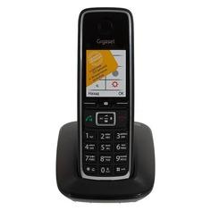 Радиотелефон GIGASET C530, черный