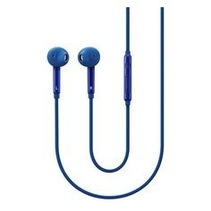Наушники с микрофоном SAMSUNG EO-EG920L, 3.5 мм, вкладыши, голубой [eo-eg920llegru]
