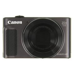 Цифровой фотоаппарат CANON PowerShot SX620 HS, черный