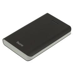 Внешний аккумулятор (Power Bank) BURO RA-25000, 25000мAч, черный
