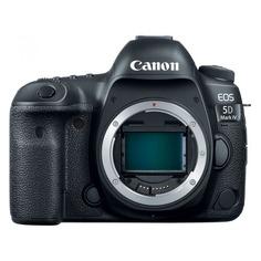 Зеркальные фотоаппараты Зеркальный фотоаппарат CANON EOS 5D Mark IV body, черный