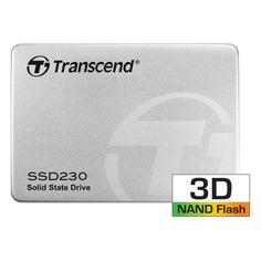 "SSD накопитель TRANSCEND TS256GSSD230S 256Гб, 2.5"", SATA III"
