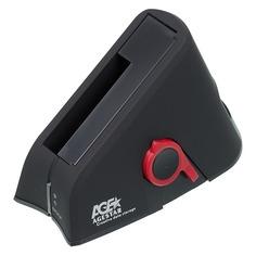 Док-станция для HDD AGESTAR 3UBT, черный