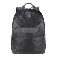 Рюкзак унисекс Piquadro Coleos CA2944OS/N черный натур./искуст. кожа