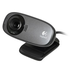 Web-камера LOGITECH HD Webcam C310, черный [960-001065]