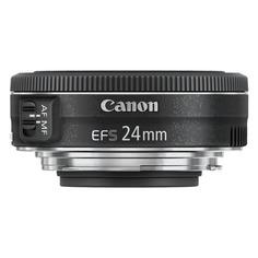 Объектив CANON 24mm f/2.8 EF-S STM, Canon EF-S [9522b005]