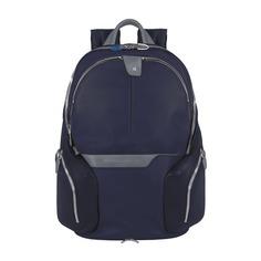 Рюкзак унисекс Piquadro Coleos CA2943OS/BLU2 синий натур./искуст. кожа