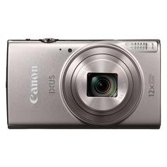 Цифровой фотоаппарат CANON IXUS 285HS, серебристый