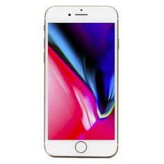 Смартфон APPLE iPhone 8 256Gb, MQ7E2RU/A, золотистый