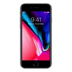 Смартфон APPLE iPhone 8 256Gb, MQ7C2RU/A, серый