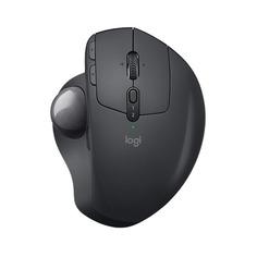 Мышь LOGITECH Trackball MX Ergo, игровая, оптическая, беспроводная, графитовый [910-005179]