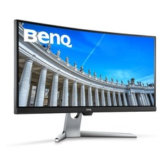 "Монитор BENQ EX3501R 35"", черный [9h.lgjla.tse]"