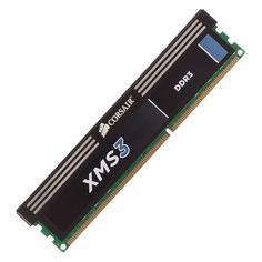 Модуль памяти CORSAIR XMS3 CMX8GX3M1A1600C11 DDR3 - 8Гб 1600, DIMM, Ret