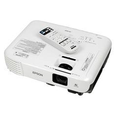 Проектор EPSON EB-X400, белый [v11h839140]