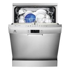 Посудомоечная машина ELECTROLUX ESF9552LOX, полноразмерная, серебристая