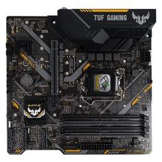 Материнская плата ASUS TUF B360M-PLUS GAMING, LGA 1151v2, Intel B360, mATX, Ret
