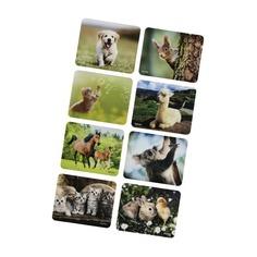 Коврик для мыши HAMA Animal, 8 вариантов расцветки [00054790]