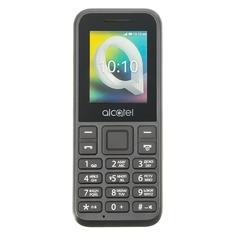 Мобильный телефон ALCATEL 1066D, черный