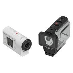Экшн-камера SONY FDR-X3000 4K, WiFi, белый [fdrx3000.e35]