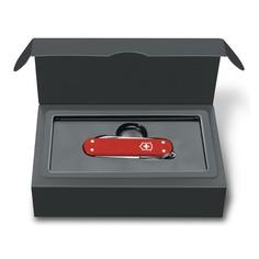 Складной нож VICTORINOX Alox Classic, 5 функций, 58мм, красный