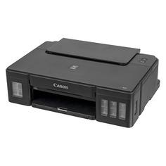 Принтер струйный CANON PIXMA G1411, струйный, цвет: черный [2314c025]