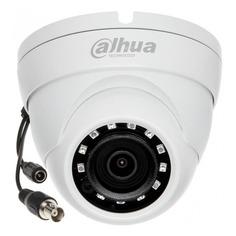 Камера видеонаблюдения DAHUA DH-HAC-HDW1220MP-0280B, 1080p, 2.8 мм, белый