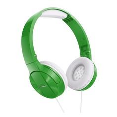 Наушники PIONEER SE-MJ503-G, 3.5 мм, мониторные, зеленый/белый