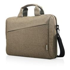 "Сумка для ноутбука 15.6"" LENOVO Toploader T210, зеленый [gx40q17232]"