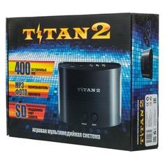 Игровая консоль TITAN Magistr Titan 2 400 игр, черный