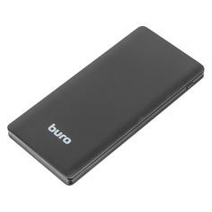 Внешний аккумулятор (Power Bank) BURO RCL-8000-BK, 8000мAч, черный