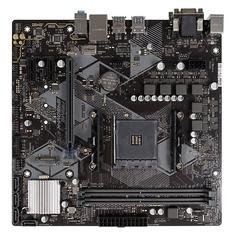 Материнская плата ASUS PRIME B450M-K, SocketAM4, AMD B450, mATX, Ret